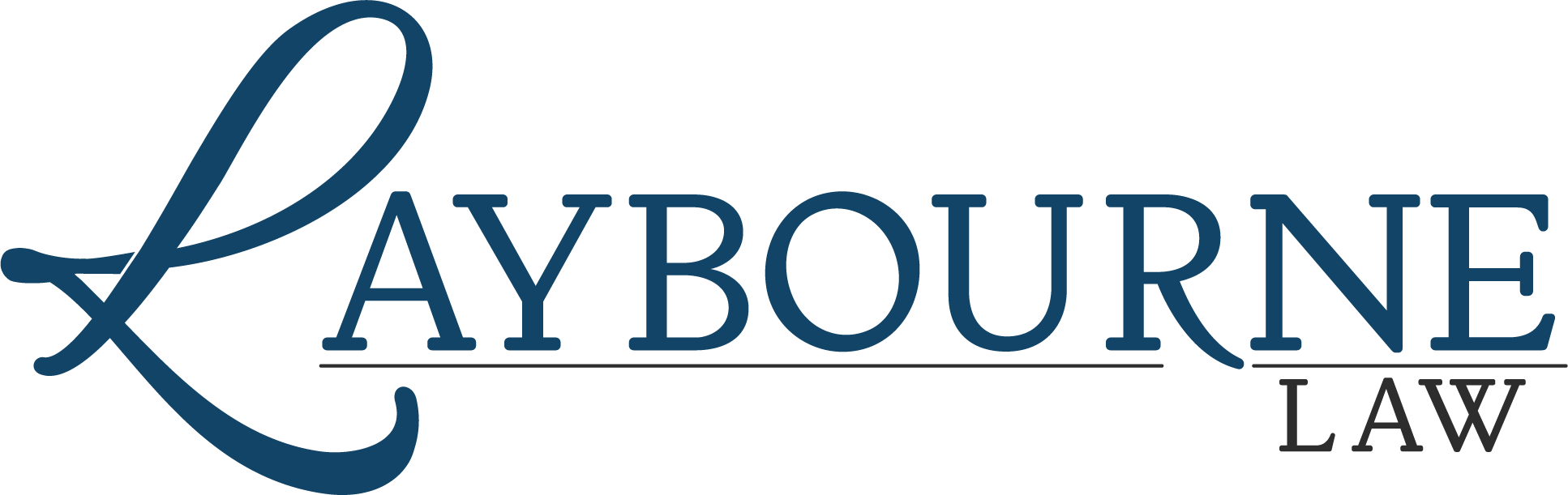 Laybourne Law - Attorneys at Law  |  Robert Laybourne & Jeff Laybourne  |  Akron - Summit County - Northeast Ohio Logo