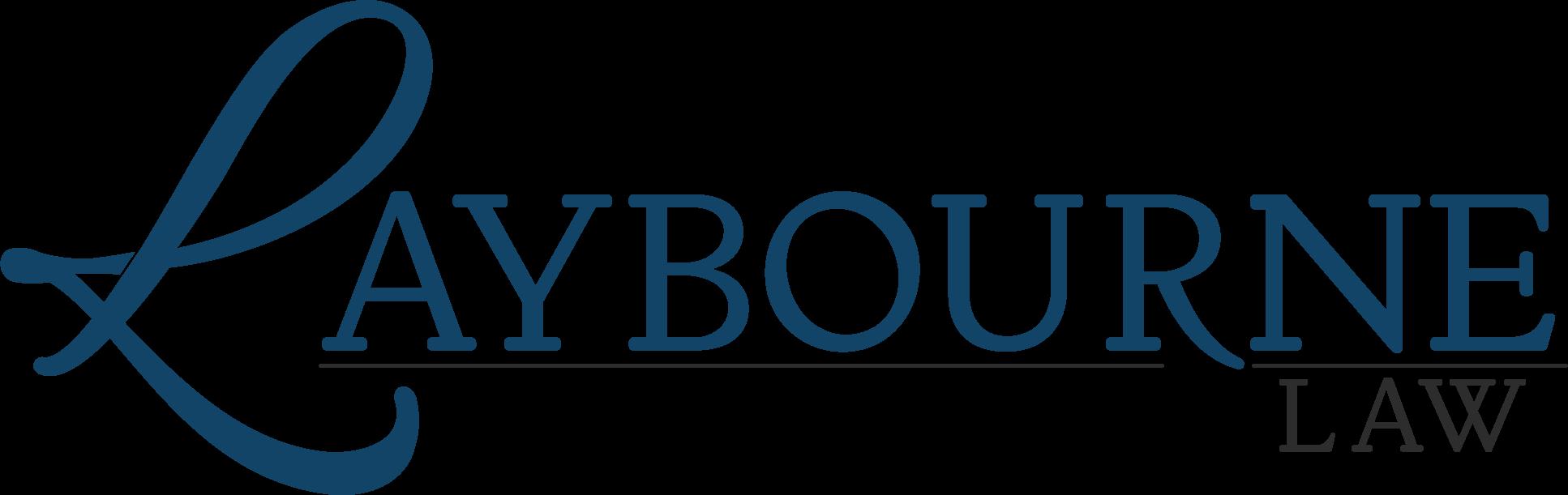 Laybourne Law - Attorneys at Law  |  Robert Laybourne & Jeff Laybourne  |  Akron - Summit County - Northeast Ohio Logo